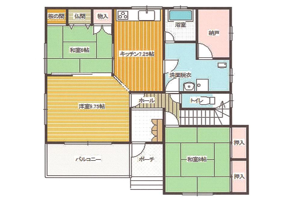 喜茂別町に4LDK賃貸戸建て7万円   ノースベースニセコ株式会社